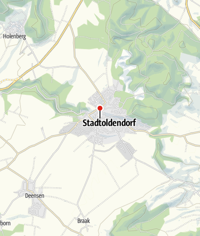 Karte / Rathaus Stadtoldendorf