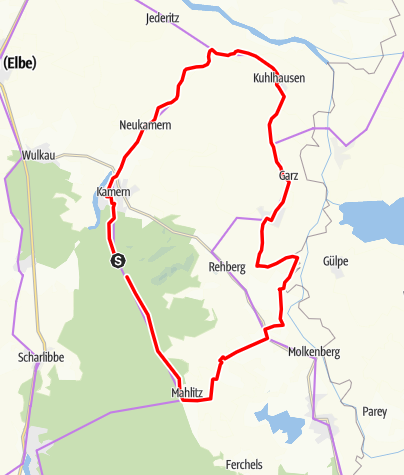 Karte / R3 Quappenwinkelroute