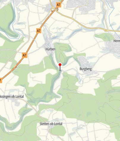 Karte / Ruine Kaltenburg