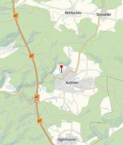 Karte / Halde