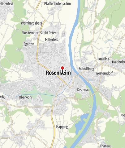 Karte / Infotafel 11 - Die Nikolauskirche