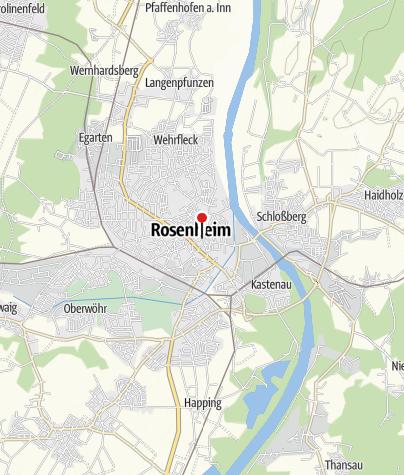 Karte / Infotafel 13 - Die Königschule