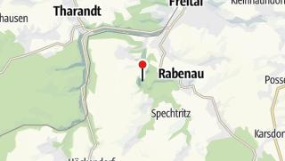 Karte / Paul - Laue - Steig