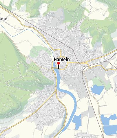 Karte / Hotel Stadt Hameln