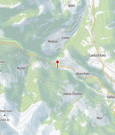 Karte / Restaurant Solisbrücke