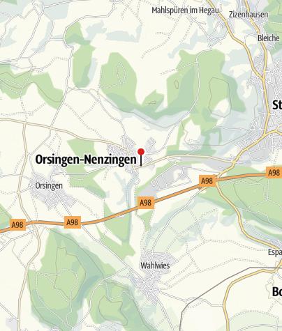 Karte / Landgasthof Ritter