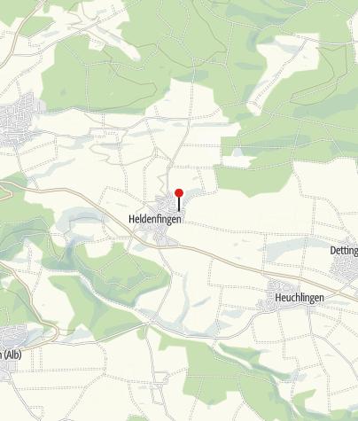Karte / Heldenfinger Kliff