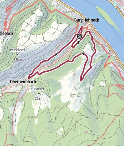 Karte / NHB-Nr. 09 Wanderschuh