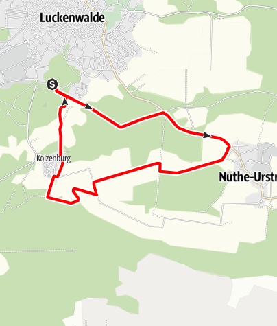 Map / RK02 - Rundkurs 2
