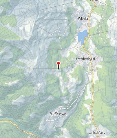 Map / Mountain Restaurant Acla Grischuna
