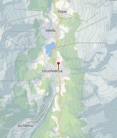 Map / Restaurant Ustria
