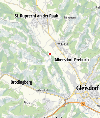 Karte / Region Gleisdorf | Golfclub Gut Freiberg