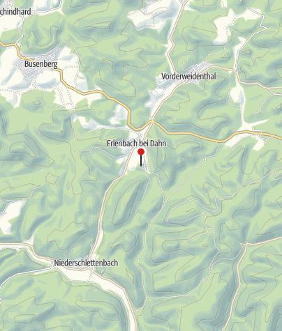 Map / Burg Berwartstein