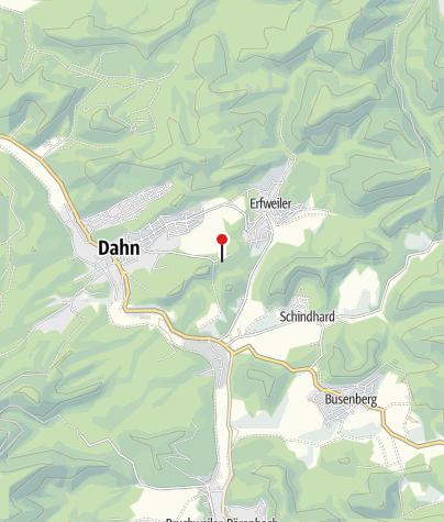 Karte / Burgenmassiv Alt-Dahn - Grafendahn - Tanstein