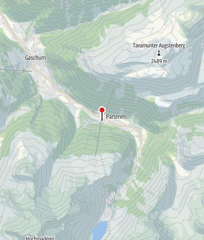 Karte / Vermuntwerk