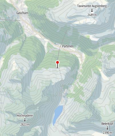 Karte / Dreizehenspecht