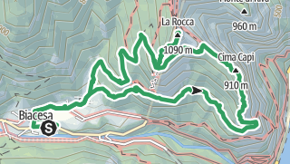 Mappa / Klettersteig am 25. April 2019