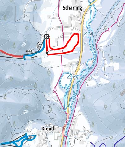 Karte / Rundkurs Point