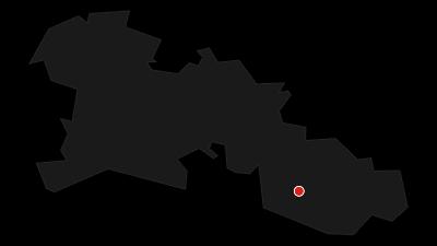 Map / Zeppelin museum Friedrichshafen