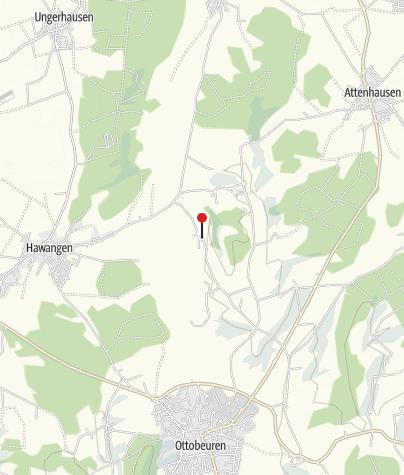 Karte / Klosterwald