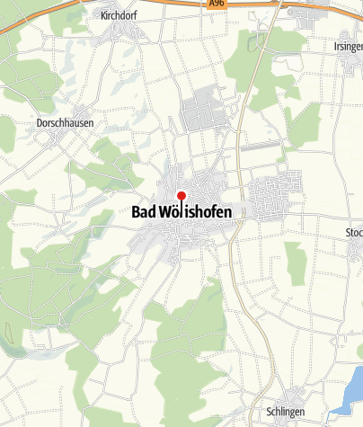 Karte / Pfarrer Kneipp Haus
