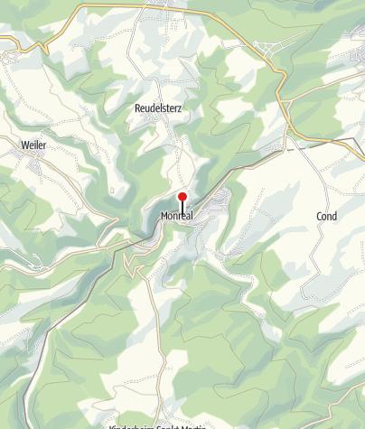 Karte / Aussicht Löwenburg