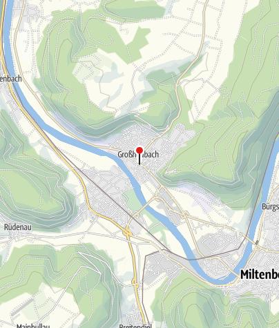 Karte / Altes Rathaus Großheubach