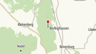 Kaart / Bierbaums Nagel