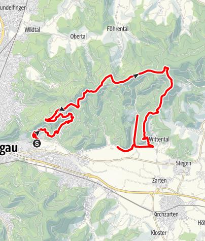 Map / Schlangenkapelle