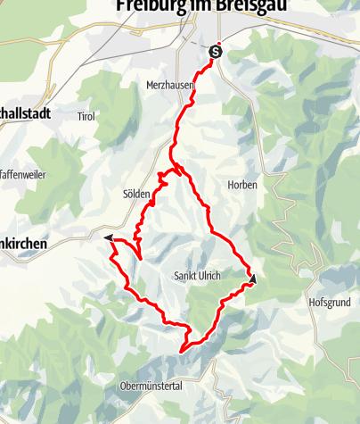 Karte / Kohlerhof