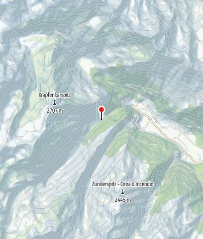 Mapa / Stadlalm