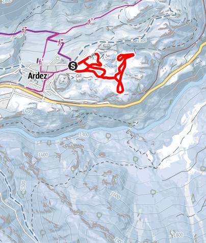 Karte / Ardez: Il Lai
