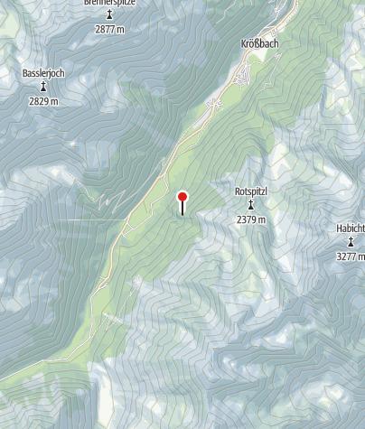 Karte / Bacherwandalm