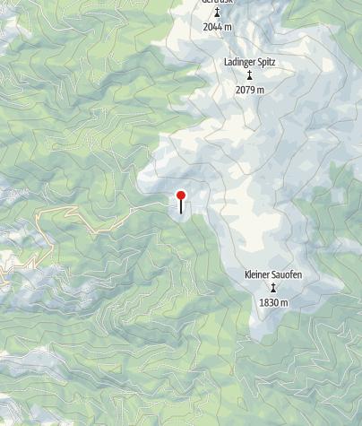 Karte / Steinerhütte
