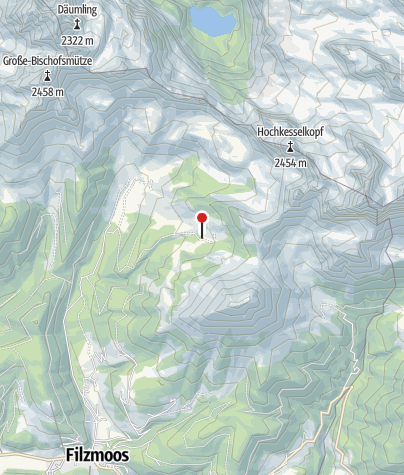 Karte / Krahlehenhütte