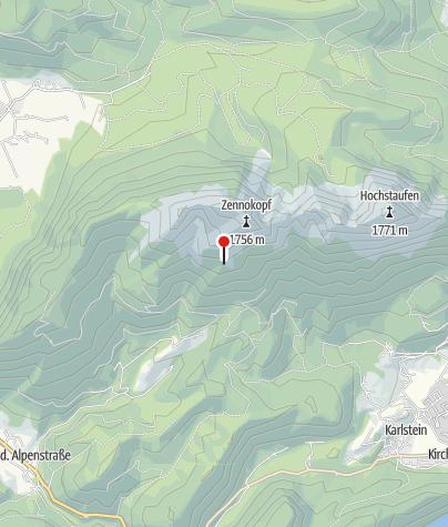 Karte / Zwieselalm