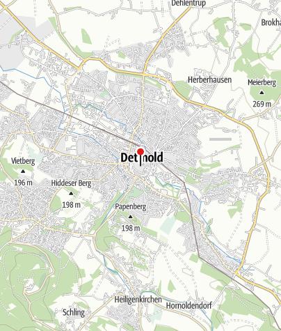 Karte / Erlöserkirche mit Barockorgel