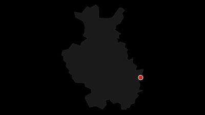 Kaart / UNESCO Werelderfgoed Corvey