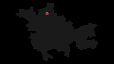 Karte / Schleifenroute DE Gotha - Eisenach Etappe 153
