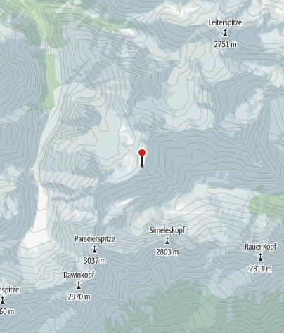Map / Seescharte