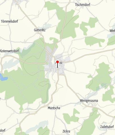 Karte / Ferienwohnung Brückner