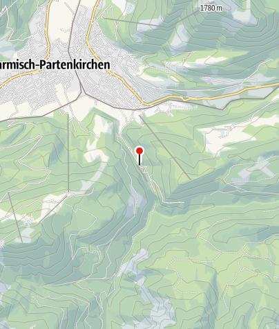 Mapa / Almwirschaft Hanneslabauer
