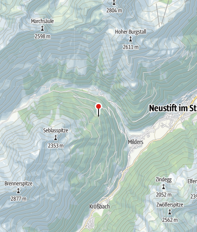 Map / Auffangalm
