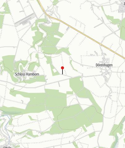 """Karte / Kapelle """"Zur Hilligen Seele"""""""