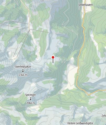Karte / Tauernkarleiten Alm 1650 m