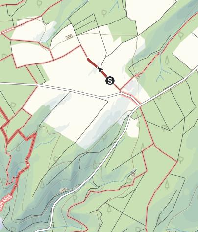 Karte / Der Bienen-Erlebnis-Pfad in Bruttig-Fankel