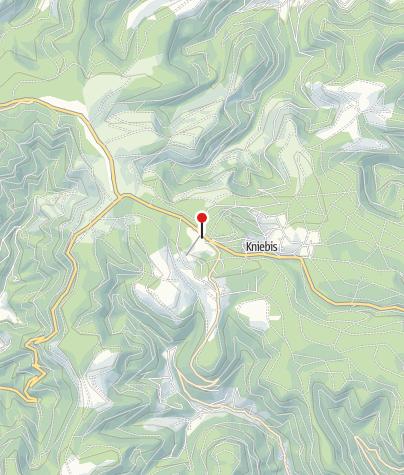 Karte / Naturpark-Wirt Kniebis-Hütte