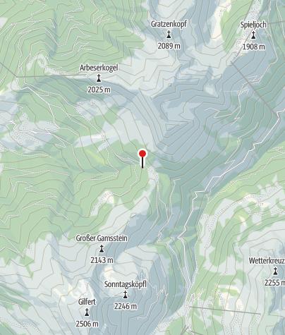 Mapa / Gasthof Loas