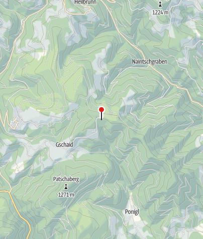 Karte / Schutzhütte Eibisberg