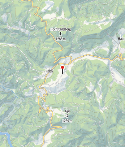Karte / Gasthof Schaglhof